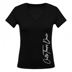 T-shirt V Contre Temps Danse