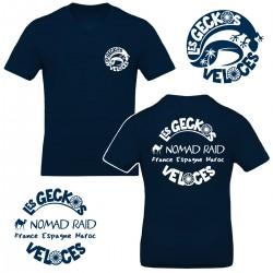 """T-shirt homme """"Les Geckos..."""