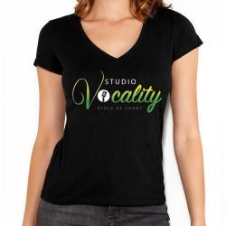 Tee-shirt femme Vocality