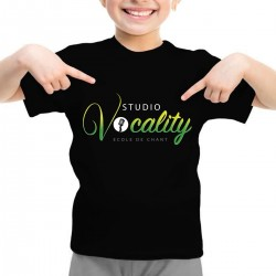 Tee-shirt enfant Vocality
