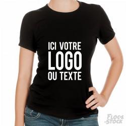 Tee-shirt personnalité Femme