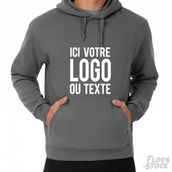 Sweat capuche basic